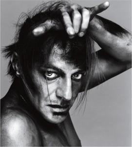 John Galliano, fashion designer, December 1999   © 2008 The Richard Avedon Foundation