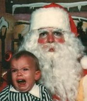 If you're determined to believe myths like Santa (or Jesus), it's not too hard to delude yourself