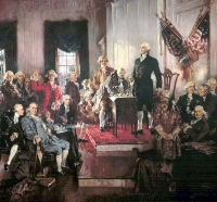 Is the Constitution secular? Yep.