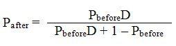 Probability of God