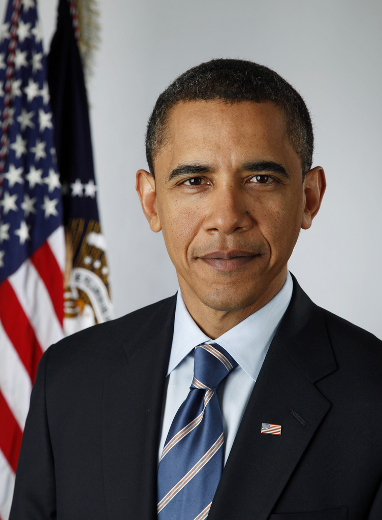 Photo Source: Flickr Creative Commons. Official White House Photo.