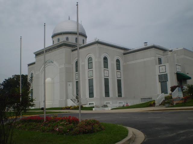 Baitur Rahman Mosque, Silver Spring MD/Shahina Bashir