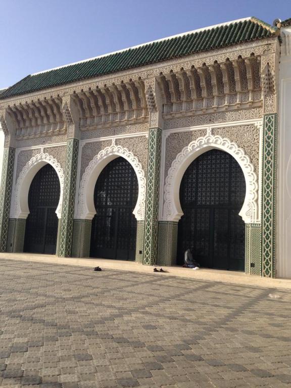 Grand Mosquee de Dakar, Senegal/Alia Azzouzi