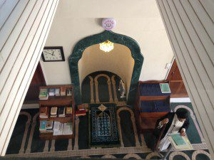 Women's pov at Ksij Arusha Shia Mosque