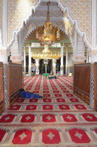 Grand Mosque in Medina Baye