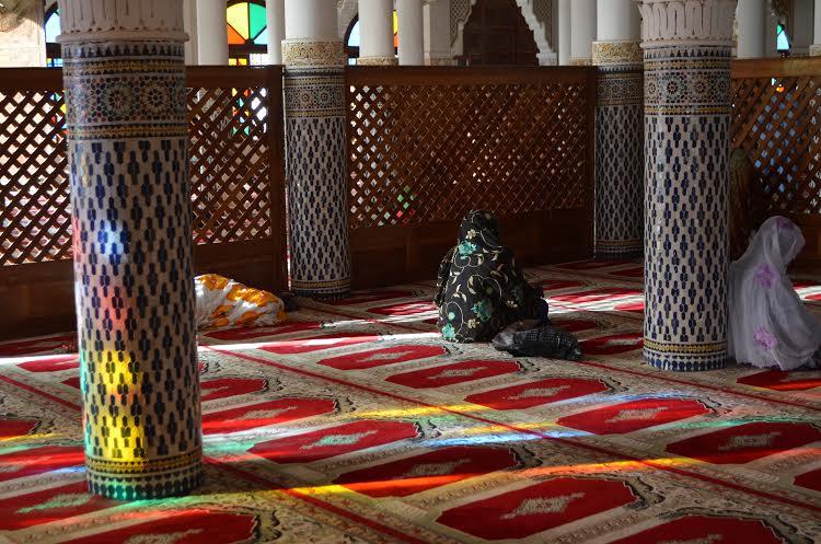 Grand Mosque in Medina Baye, Senegal/Ihssan Tahir