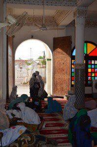 Grand Mosque in Medina Baye/Ihssan Tahir