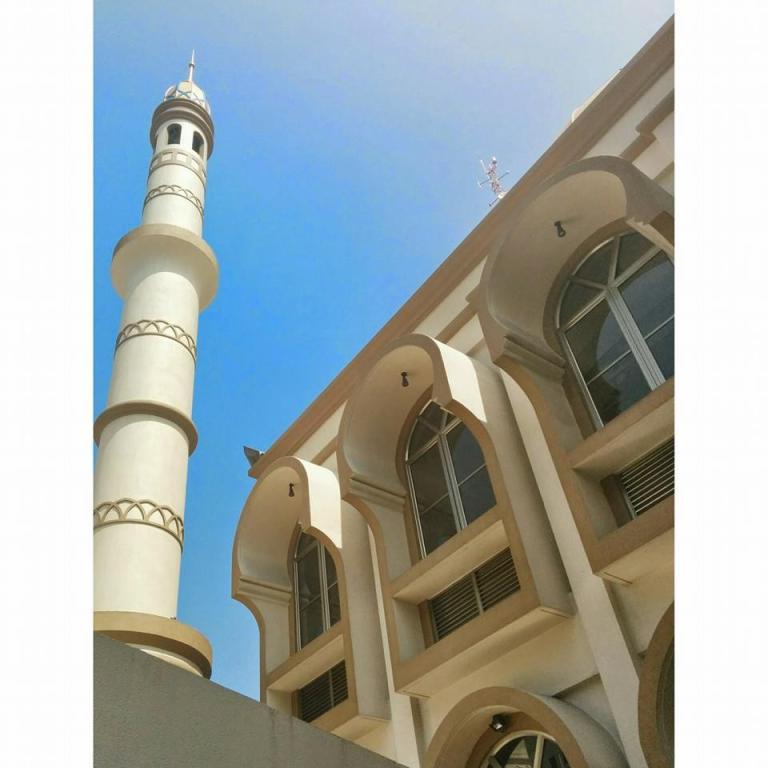 Masjid Iskandhar/Aisha Hussain Rasheed