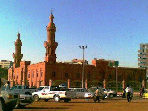 Grand Mosque in Khartoum/Wikimapia