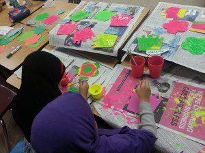Crafting in Ramadan/Ashley Wolford