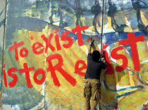 Wall in Palestine/Exist-Rest/Flickr Creative Commons