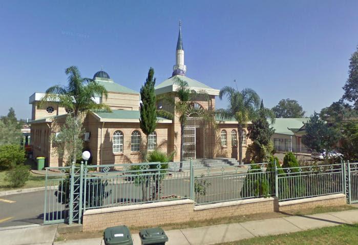 Madinah Masjid in Bonyrigg