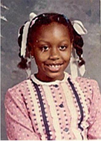 Hana in the 4th grade, Houston, TX