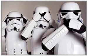 Storm Trooper Evil