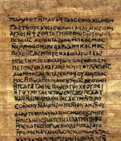 Nag Hammadi text