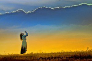 prayer on the plains