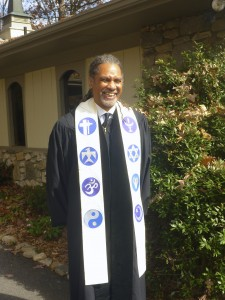 Reverend Michael J. S. Carter