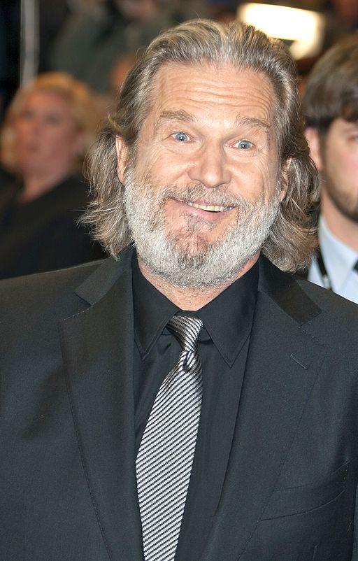 Jeff Bridges (2011) by Siebbi, via Wikimedia Commons