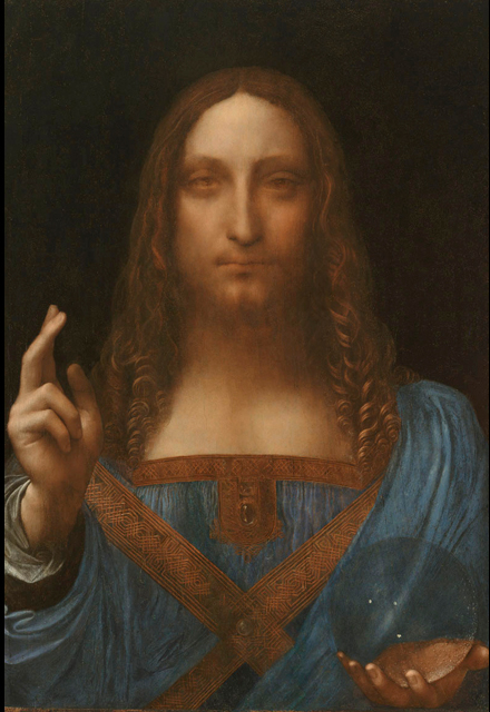 Leonardo do Vinci via Wikimedia Commons
