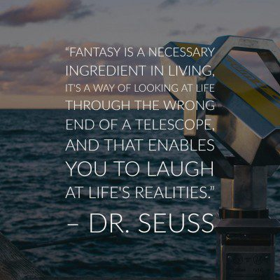 Dr. Seuss via inspirationfeed.com