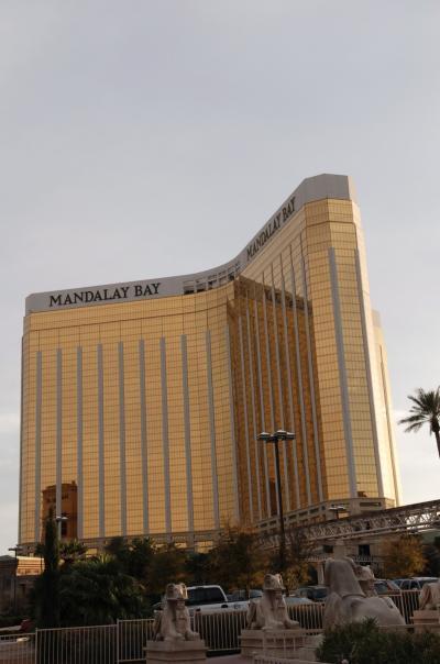 Finding God in Las Vegas.