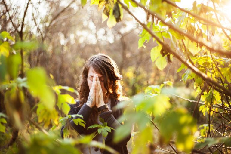 spiritual but not religious prayers
