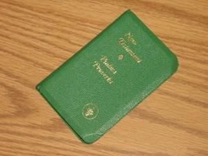 Gideon Bible Gauntlet Run on College Campuses | Anne Orsi  Gideon