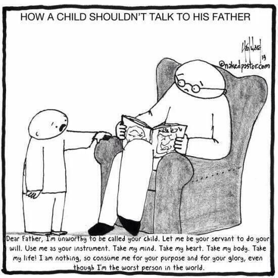 How not to talk to your father  | JT Eberhard