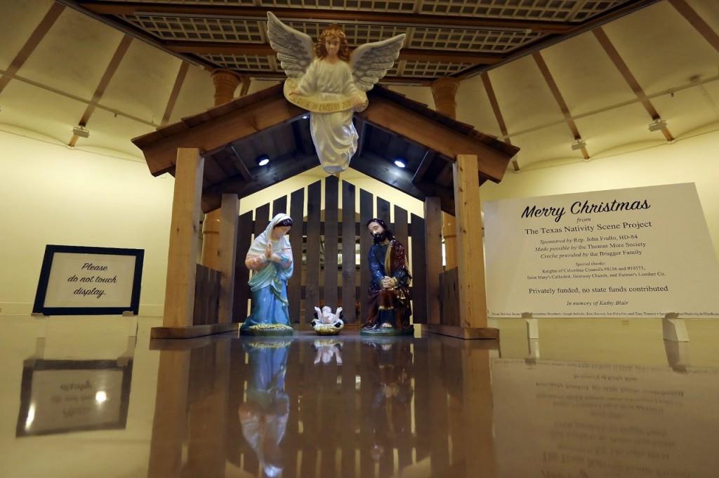 Texas Nativity Scene Project
