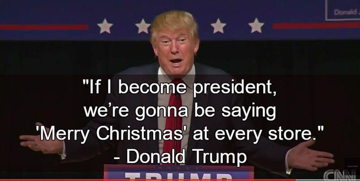 Trump Xmas