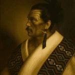 Gina's Great, Great Grandfather Kamariera Te Hau Takiri Wharepapa.
