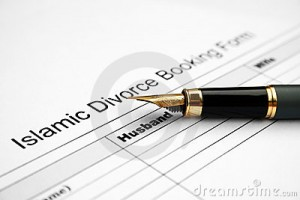 divorced muslim marriage