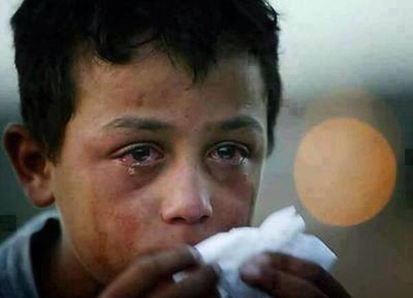 Gaza orphan