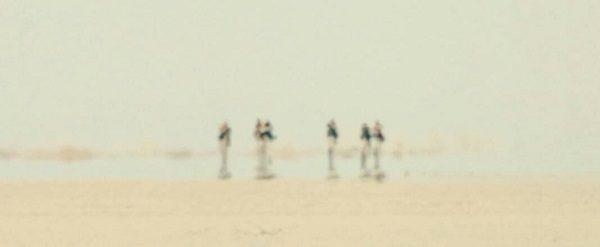 The desert in Iraq. Photo by Ramon Meija