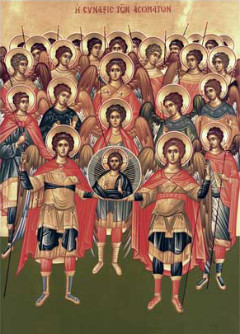Michael and the Archangels