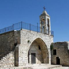 Kafar Bir'em church