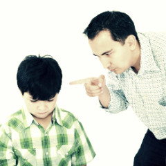 fathers don't provoke your children