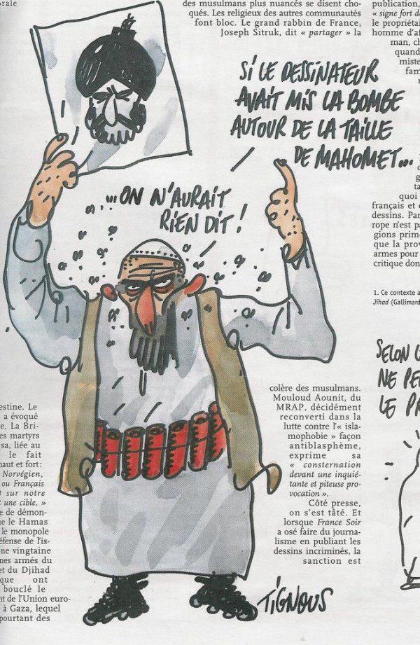 Charlie Hebdo Mohammed 2
