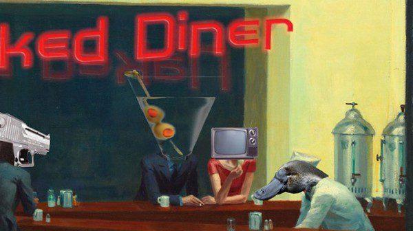 Naked Diner
