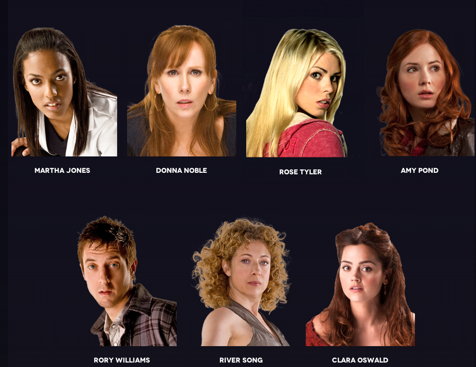 Doctor Who's Doctrine, Part 6: Those Complicated Companions