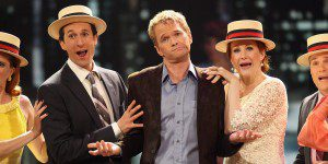NPH as Robert