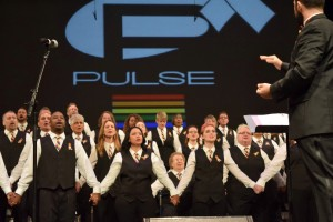 Orlando Gay Chorus sings for Pulse