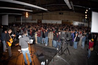 Mars Hill Worship Service