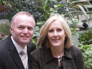 Greg and Ruth Haslam