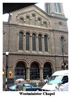 Westminster Chapel, London