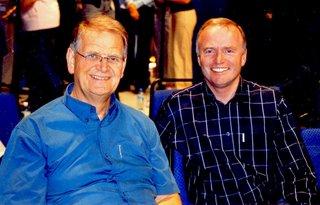 Terry Virgo and Greg Haslam