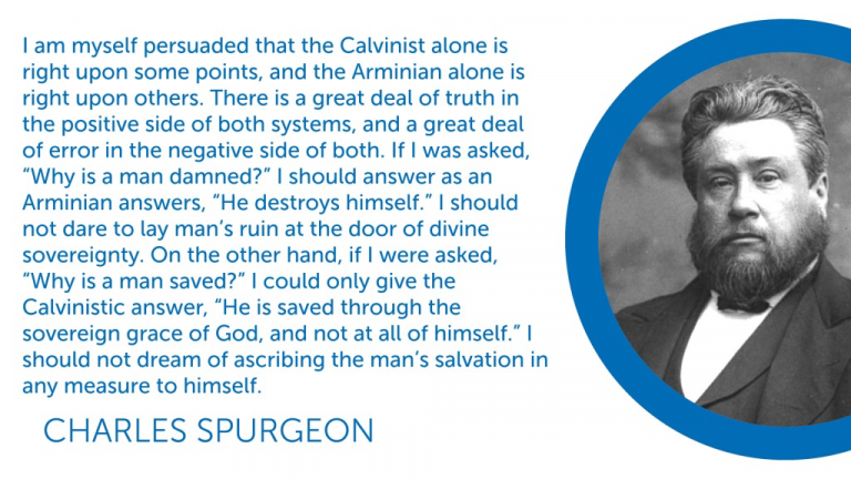 Was Spurgeon an Arminocalvinist? | Adrian Warnock