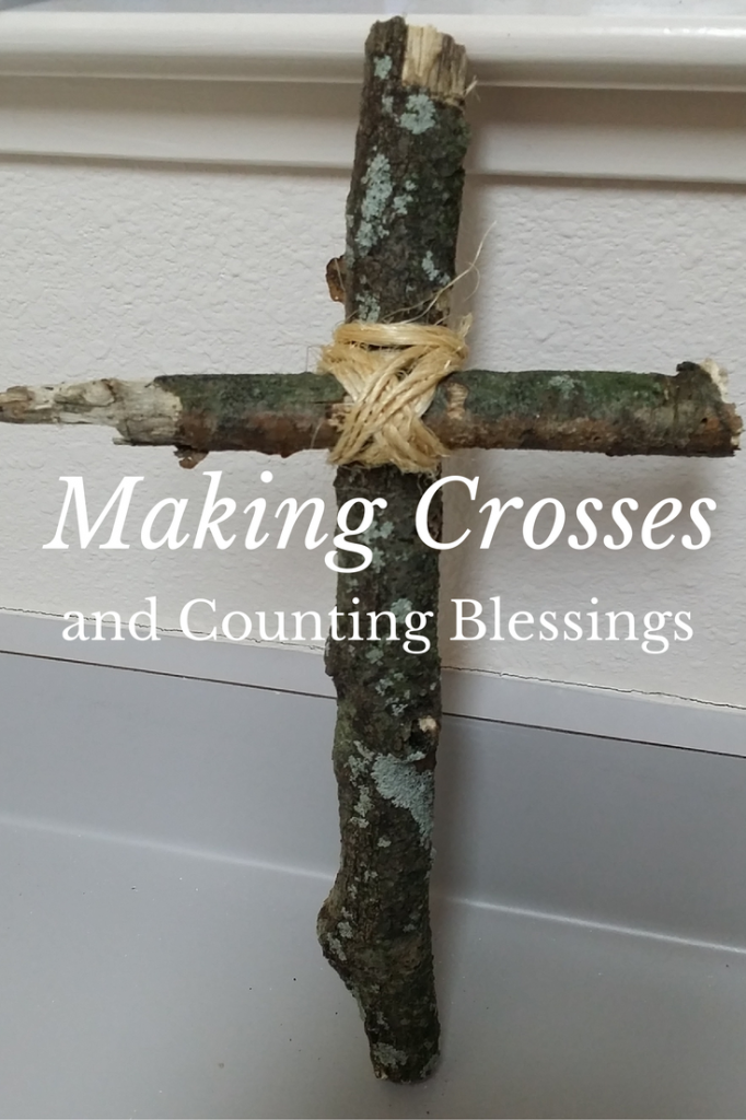 Making Crosses (1)