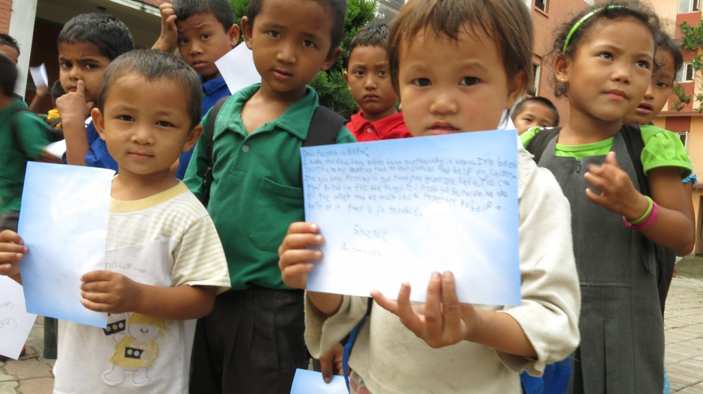 Photo courtesy of Caritas Nepal, used with permission