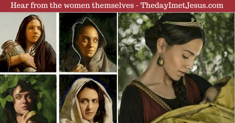 Hear from these women themselves -